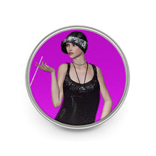 Load image into Gallery viewer, In Her Stride - Metal Pin