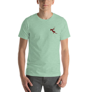 Swing - short-sleeve unisex t-shirt