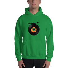 Load image into Gallery viewer, Scratched Vinyl - Hooded Sweatshirt