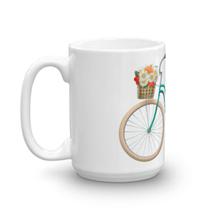 Bike . Run - coffee mug