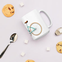 Load image into Gallery viewer, Bike . Run - coffee mug