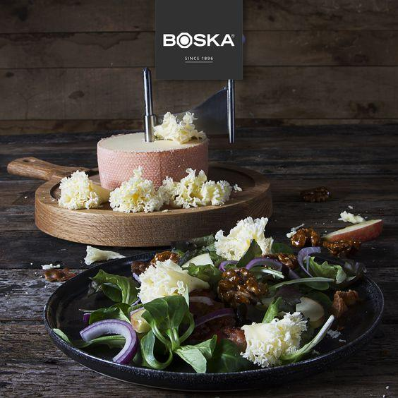 BOSKA - Oak Cheese Curler