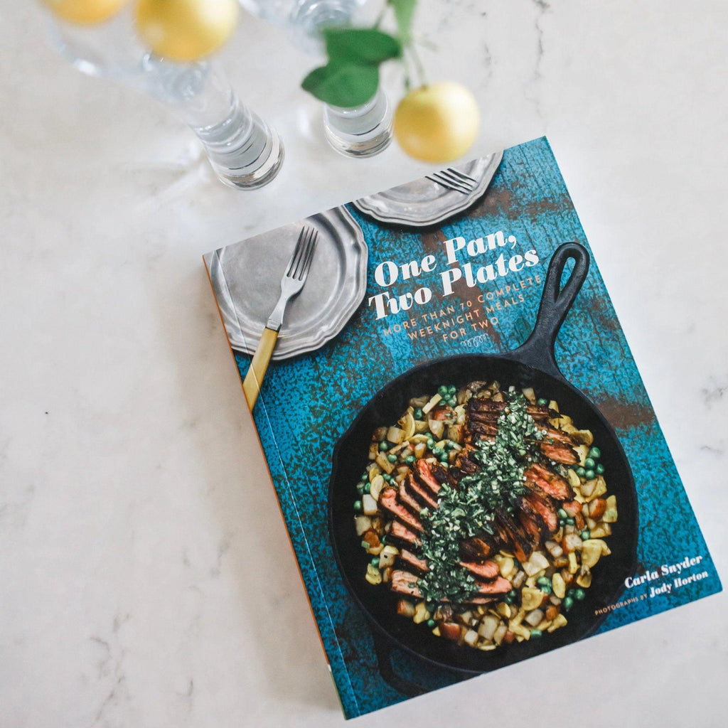 One Pan, Two Plates - Carla Snyder