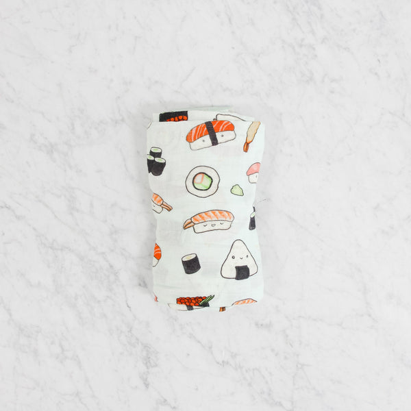 Loulou Lollipop Sushi Swaddle