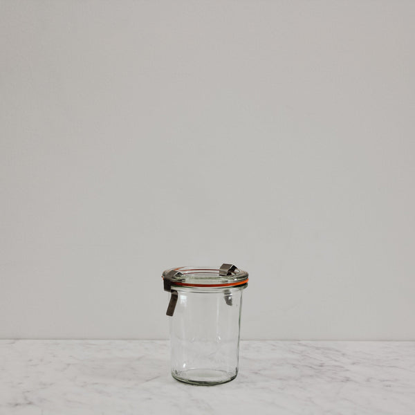 Weck Jar 760 - 160 mL Mini Mold