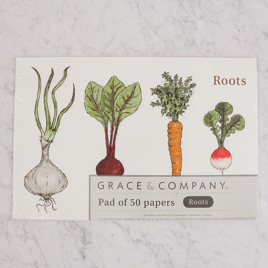 Grace and Company LTD. Placemat - Roots