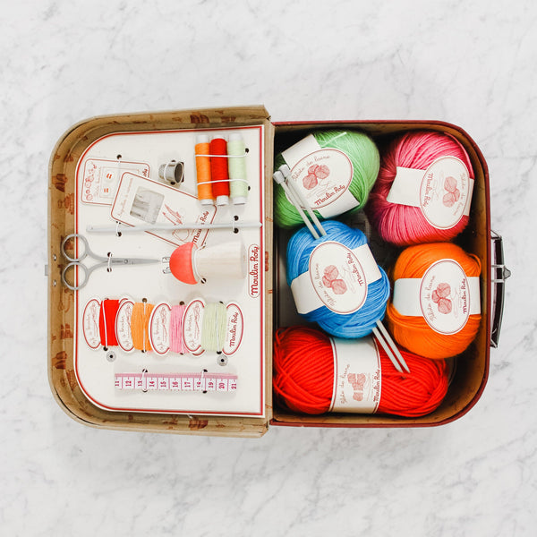 Moulin Roty - French Sewing Kit