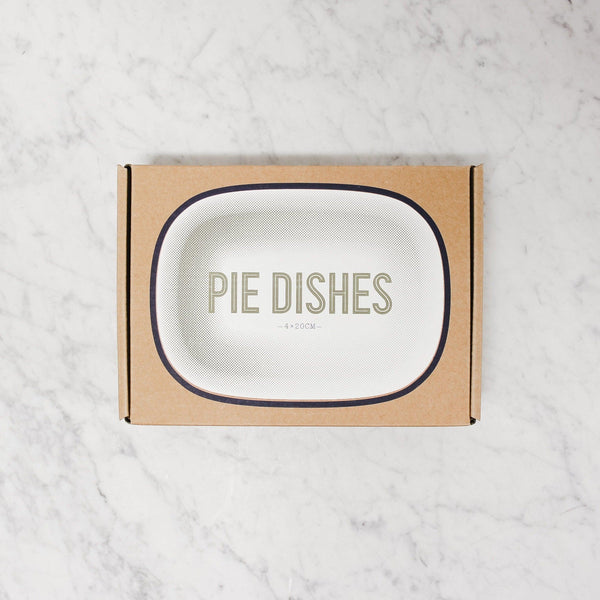 Falcon Enamelware - Pie Dishes