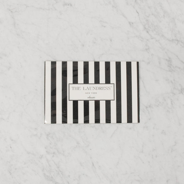the laundress fresh scented drawer sheets for dressers and closets