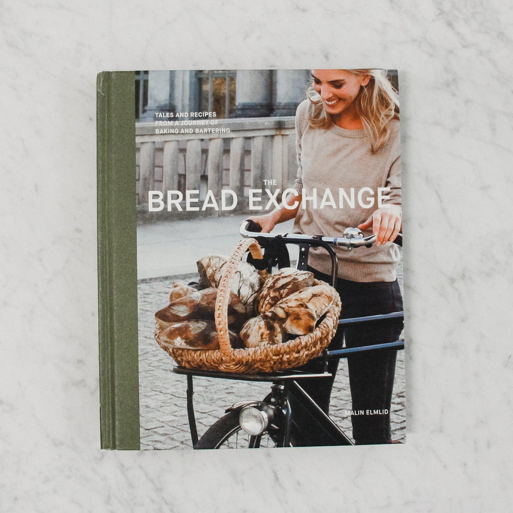 front cover of the bread exchange