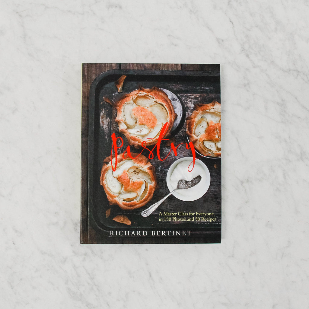 front cover of pastry by richard bertinet