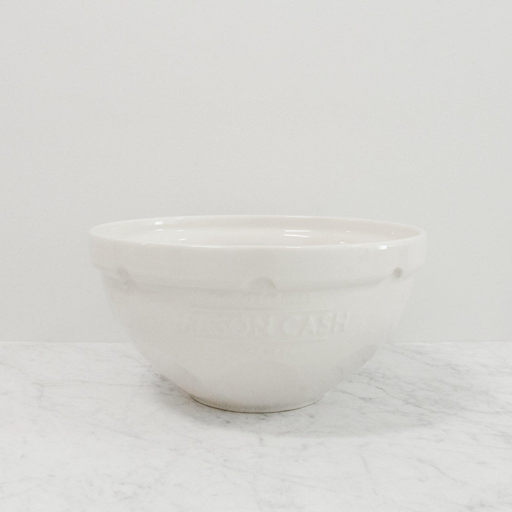 white mason cash tilt mixing bowl
