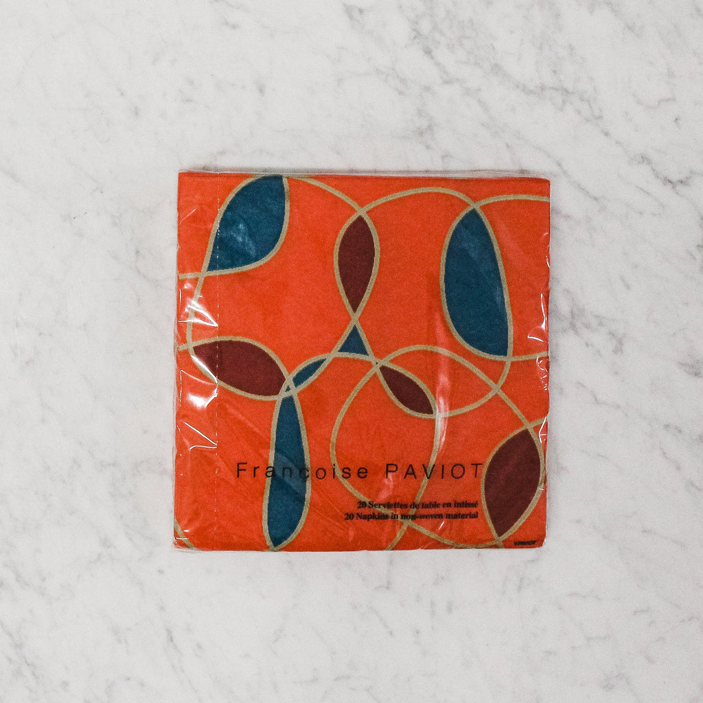 Paviot Mask Dinner Napkin