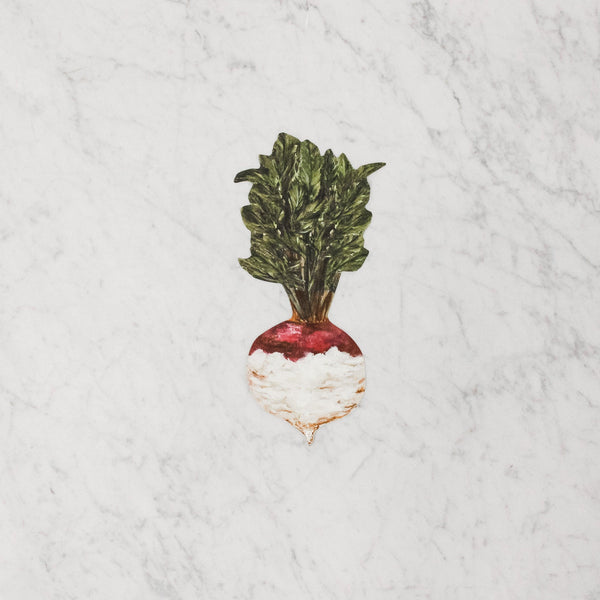 Hester & Cook - Turnip Table Accent