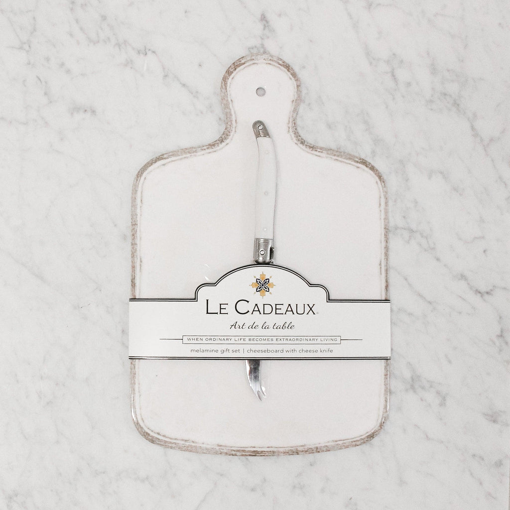Le Cadeaux - Rustica Cheese Board with Knife