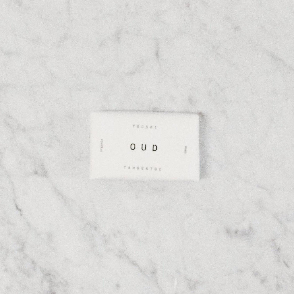 Tangent GC Oud scented bar of soap
