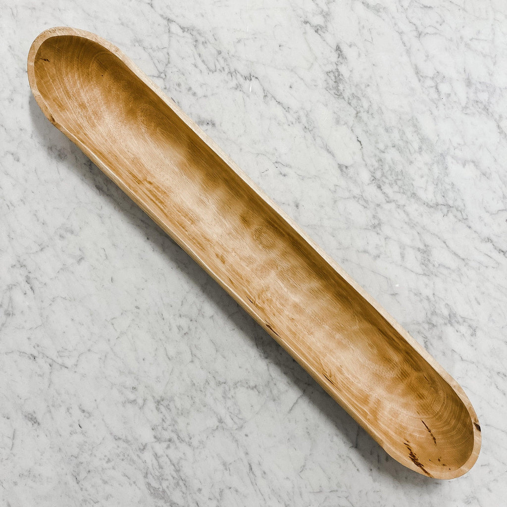 Be Home Mango Wood Long Dish