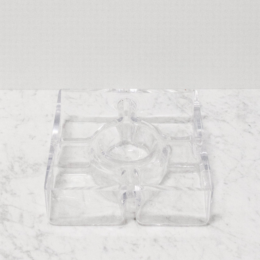 LSA Serve Square Platter with five compartments