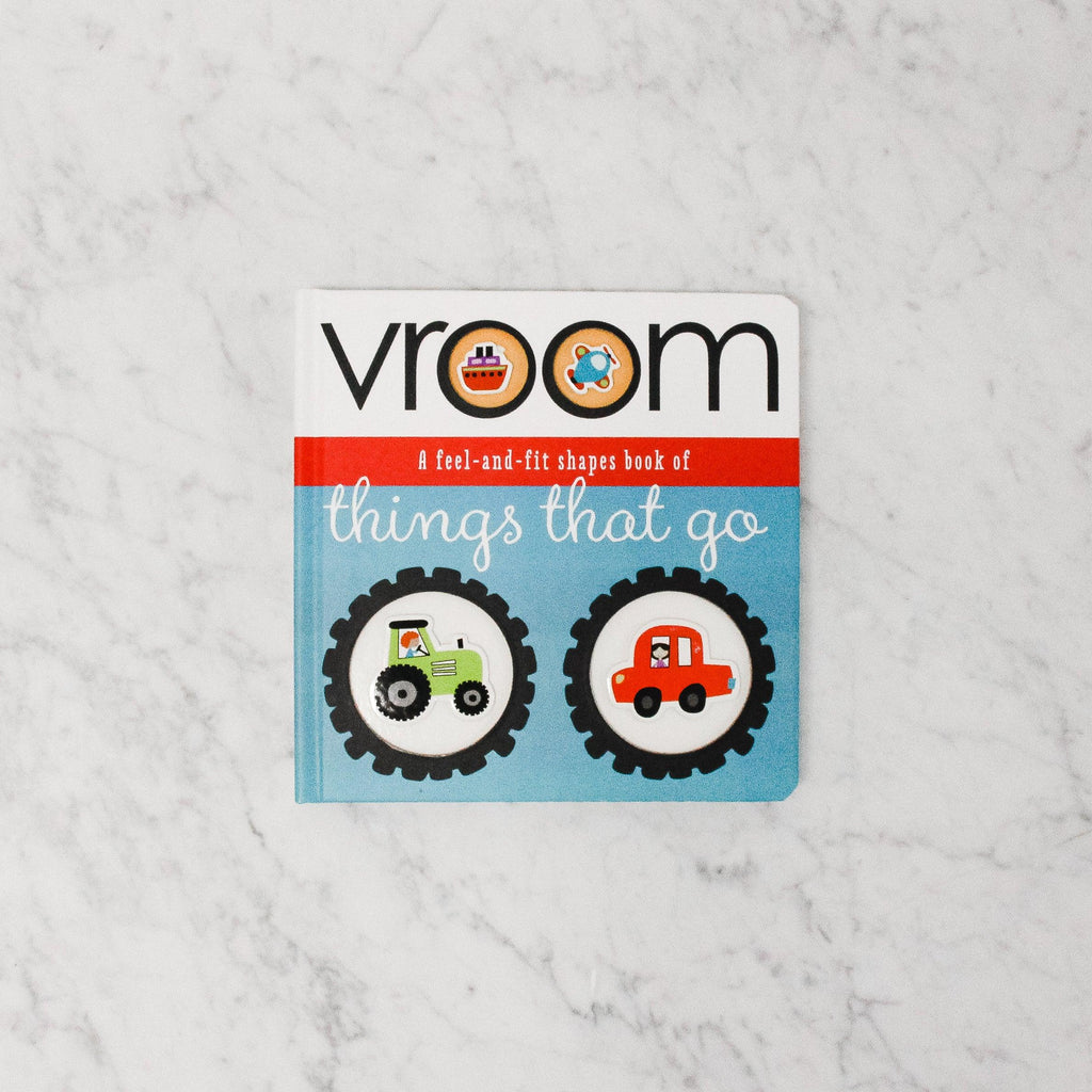 Front cover of Vroom - Things That Go