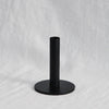 Dansk Candle Holder Black, Tall