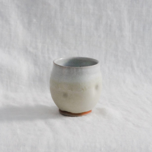 Barb Wiebe Ceramic Wine Glass
