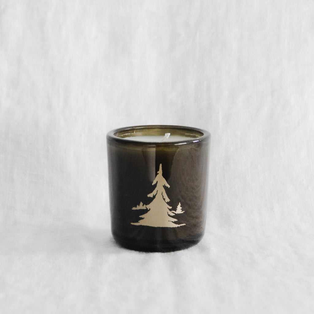 We Took to the Woods Whiskey River candle