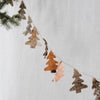 Birch Bark Tree Christmas Garland