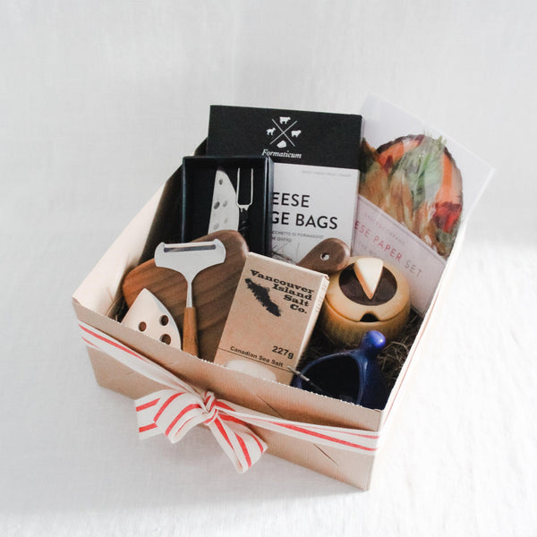Gift Set: Complete Cheese Lover's Set