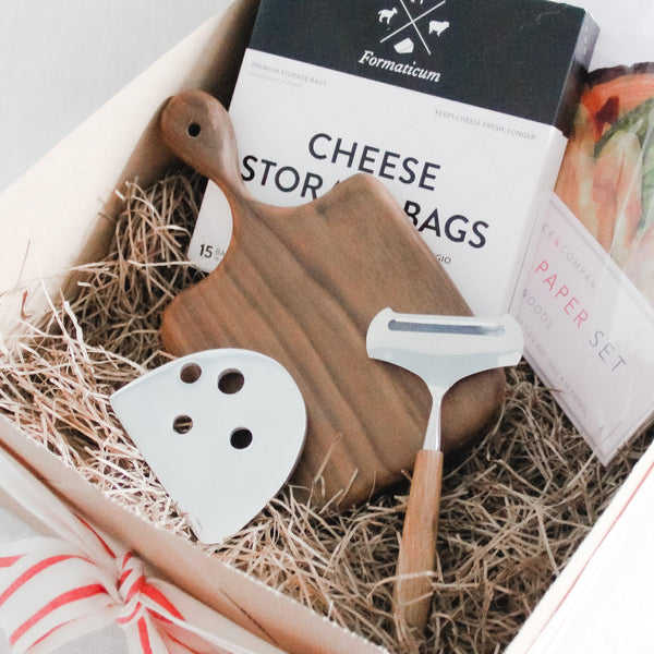 Gift Set: Cheese Board Starter Set