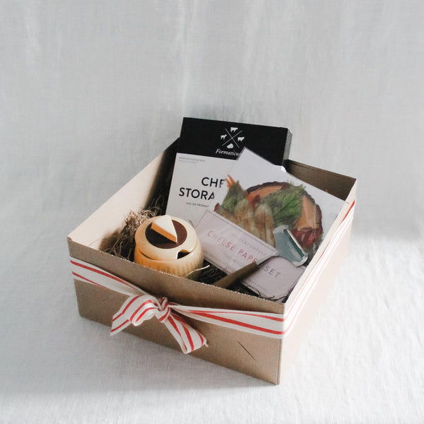 Gift Set: Cheese Board Trio