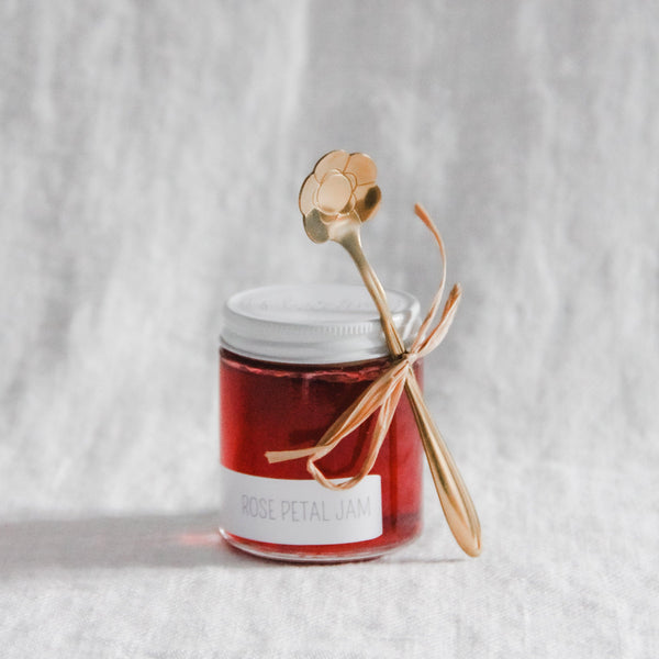 Flour & Flower - Rose Petal Jam