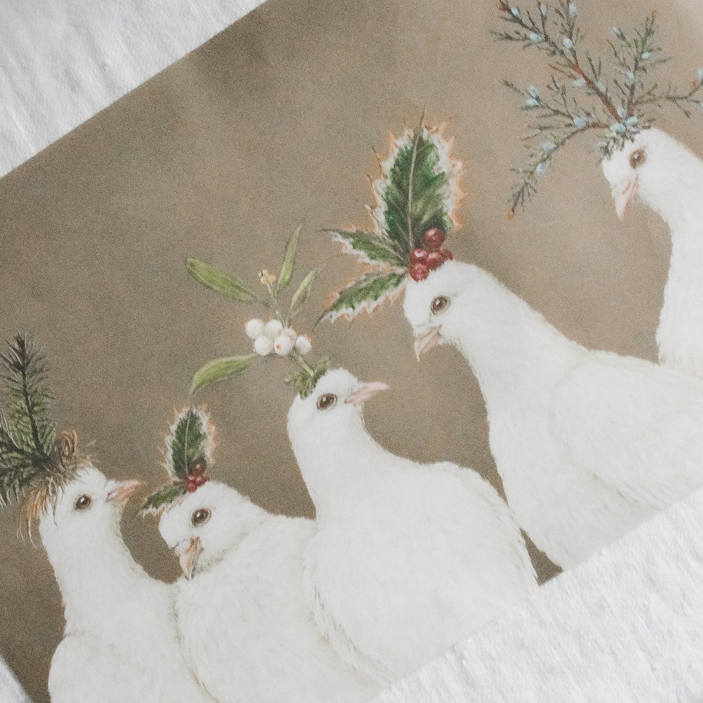 Hester & Cook - Peaceful Dove Placemats