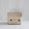 Olli Ella - Straw Casa Clutch with Holdie Folk