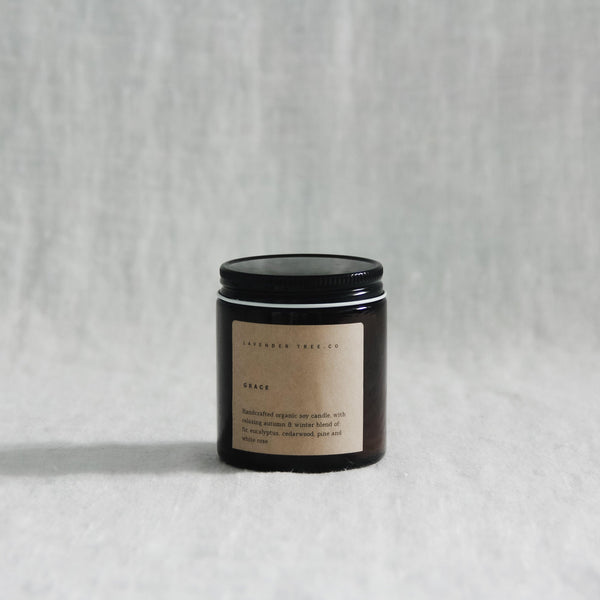 Lavender Tree Co. - Hand Crafted Soy Candle