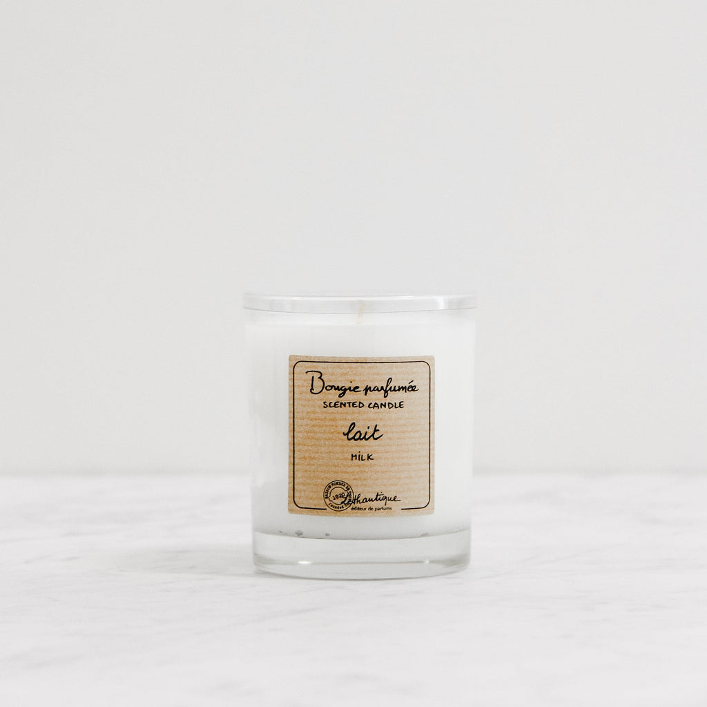 Lothantique Signature Milk scented Candle