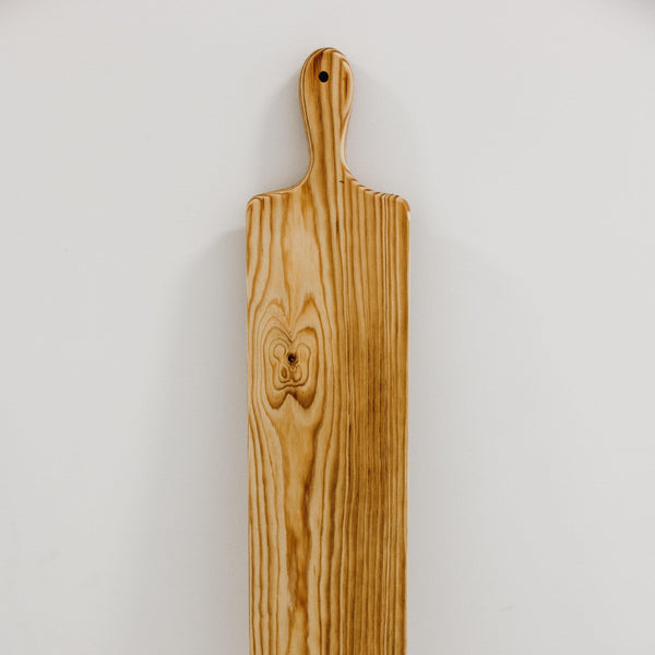 extra large wild pine wood board by epicure