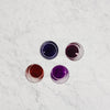 LSA Coro Tumbler - Berry (reds/purples) - Small from above