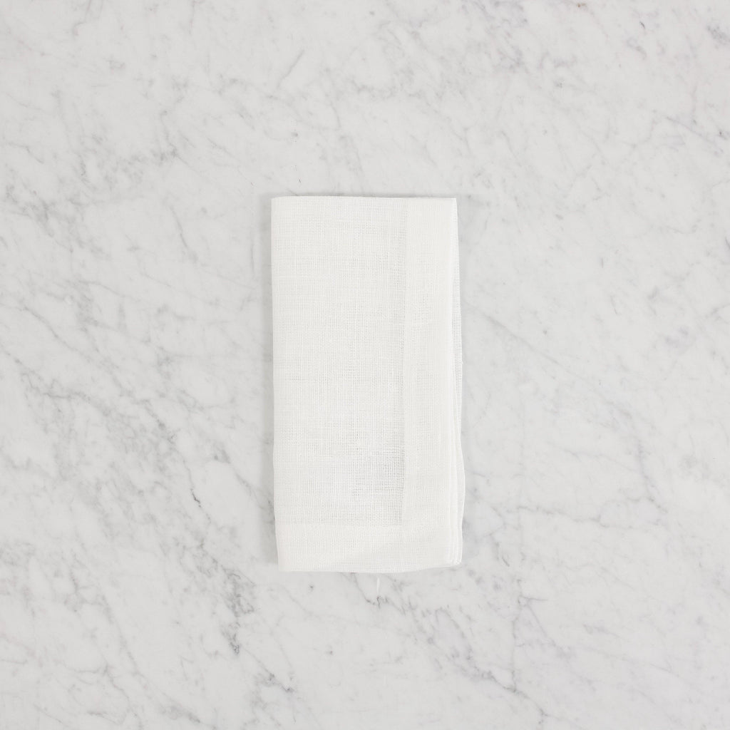 Linen Way - Urban Chic Ivory Napkin