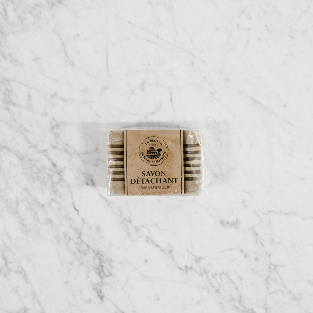 la maison marseille soap natural stain remover bar