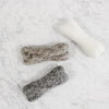 Fibers of Life Dog - Felted Dog Bones