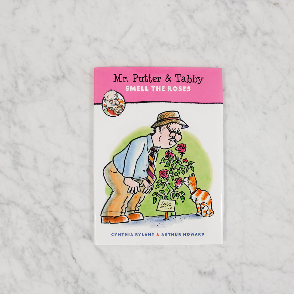 Mr. Putter & Tabby - Smell The Roses Hard Cover