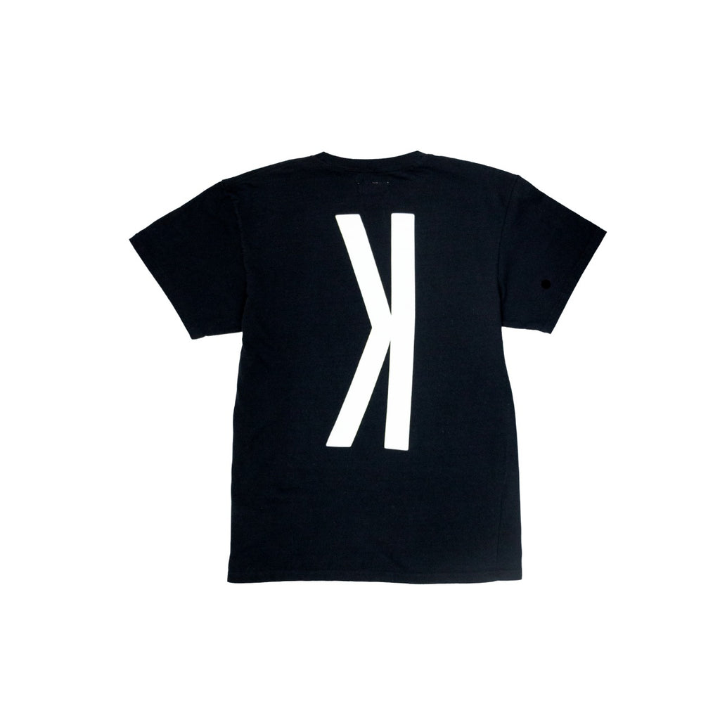 Almadía x HK Black Recycled T-Shirt