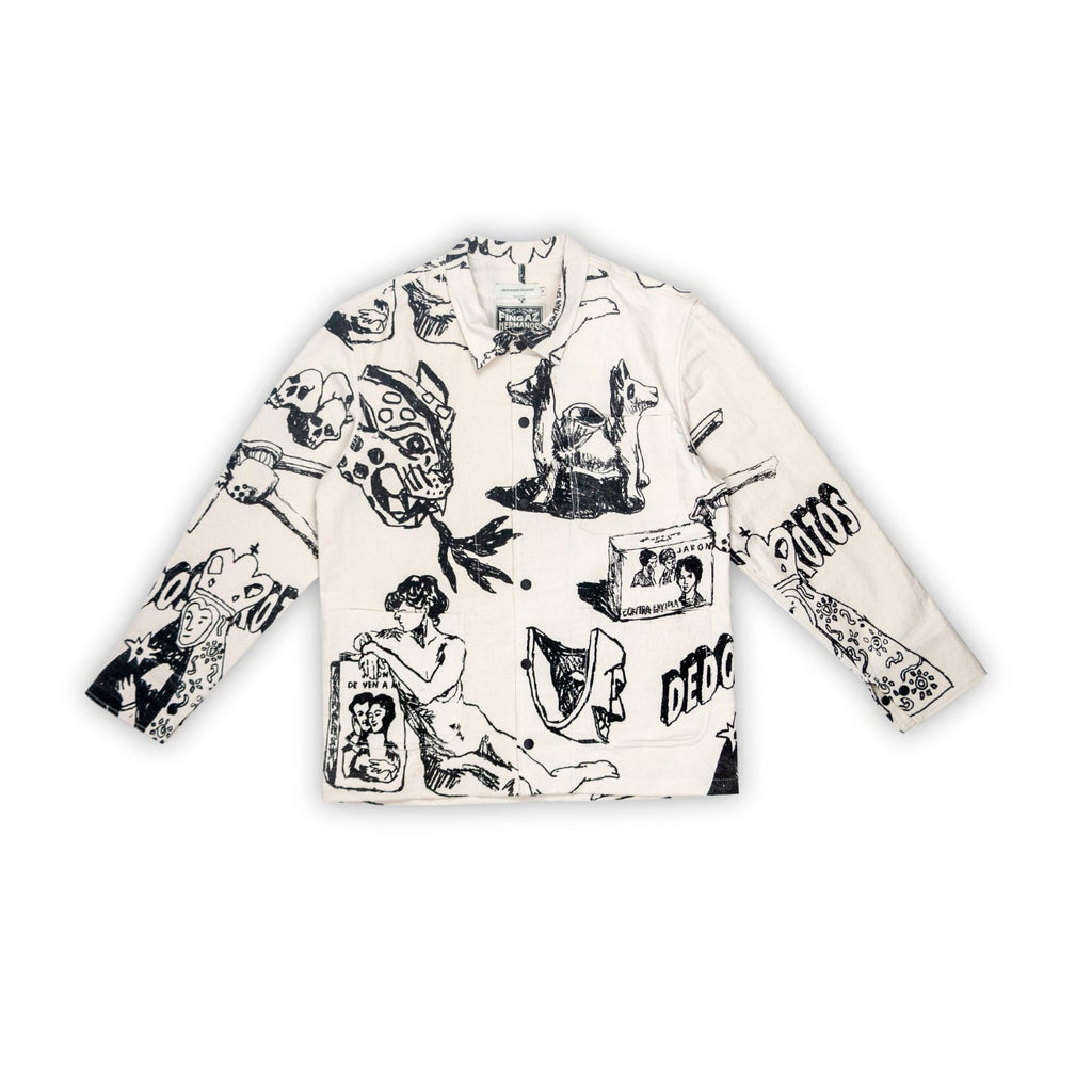 Broken Fingaz Jacket