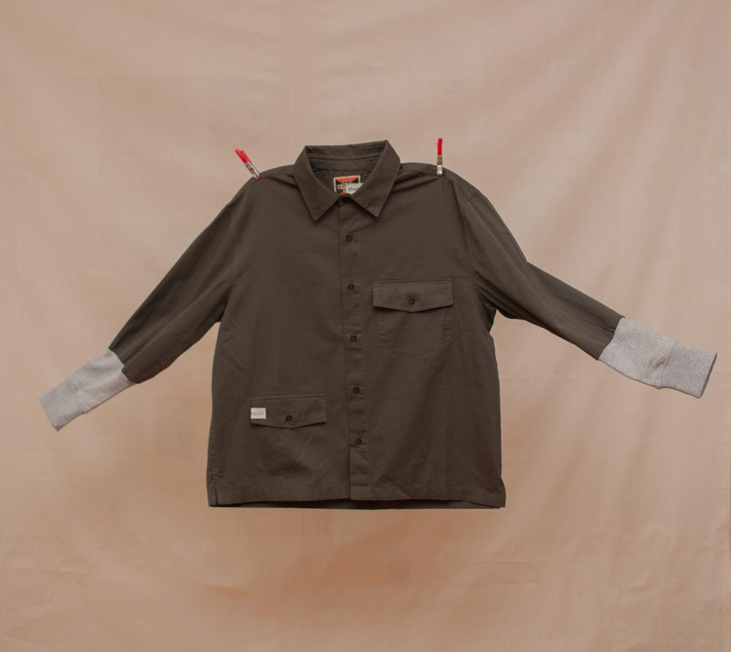 HKEstudio Work Shirt Size M