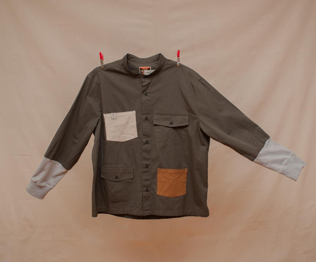 HKEstudio Work Shirt Size L