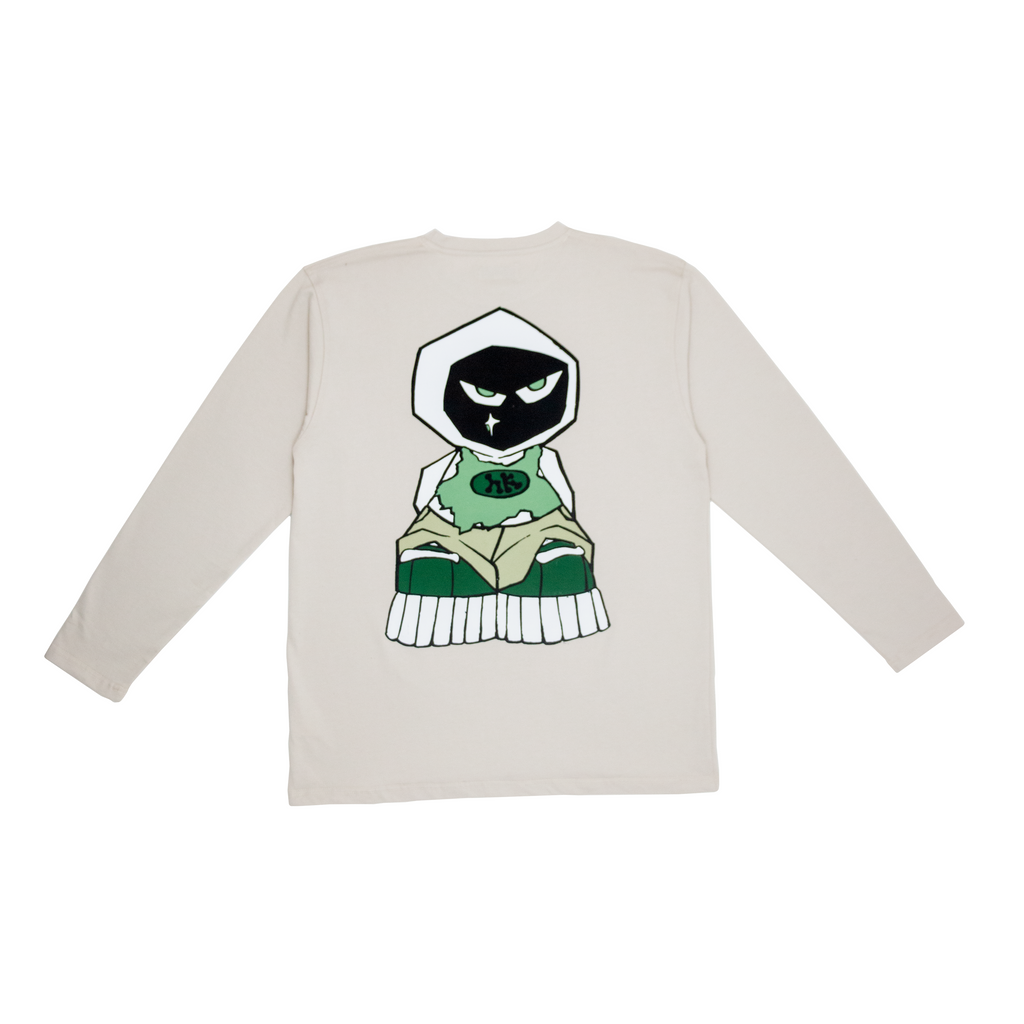 NAAFI X Hermanos Koumori Long Sleeve T-Shirt