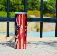 Personalized United We Stand Tumbler