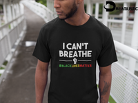 Black Lives Matter Colorful T-Shirt