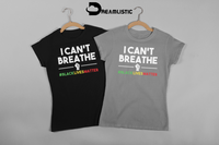 Black Lives Matter Colorful Fitted Tee