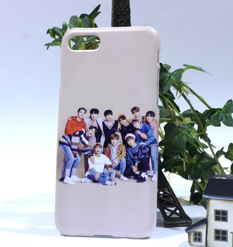 Wanna one phone cases-kpop case